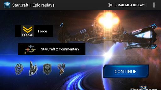 StarCraft II Hots replays