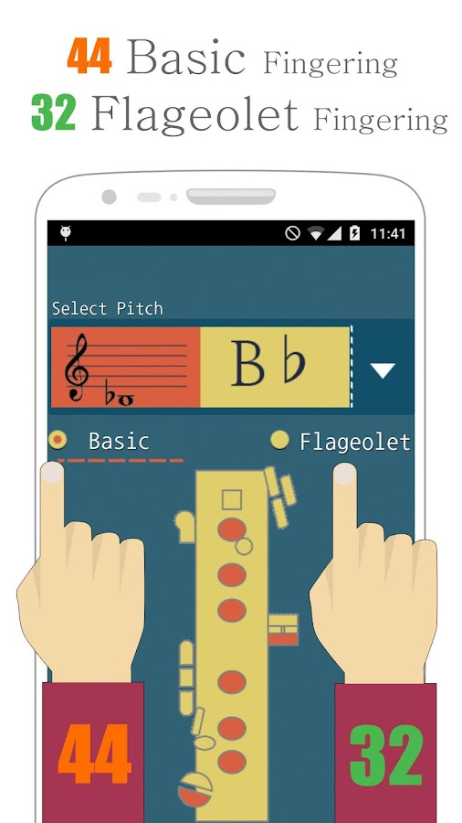 Saxophone Fingering Chart  Android Apps On Google Play