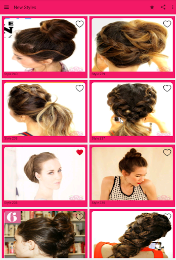 Hair Styles PRO Step by Step