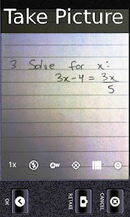 MathQuell Math Homework Tutor - screenshot thumbnail
