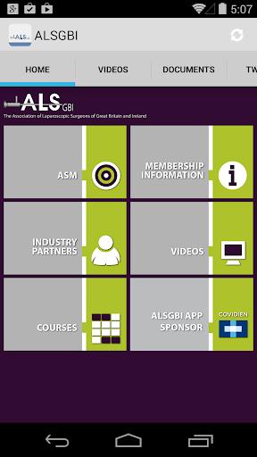 ALSGBI App