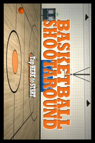 Basketball ShootAround 3D - screenshot