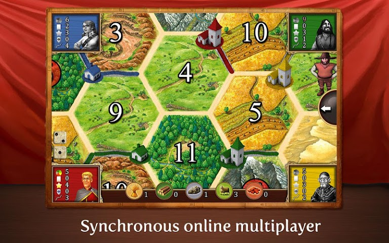 android Catan Screenshot 1