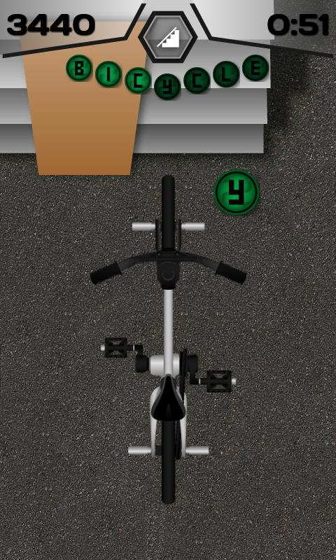 Fingerbike: BMX- screenshot