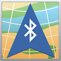 GPS Bluetooth Saída icon