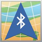 Bluetooth GPS Output icon