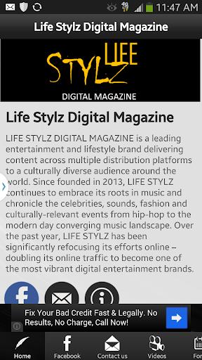 Life Stylz Digital Magazine