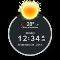 TSF Clock Widget icon