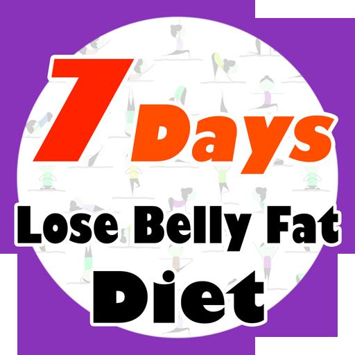 7天减肥!腹部减肥 健康 App LOGO-APP試玩
