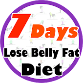 7days Diet!Lose Belly Fat Diet