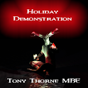Holiday Demonstration logo