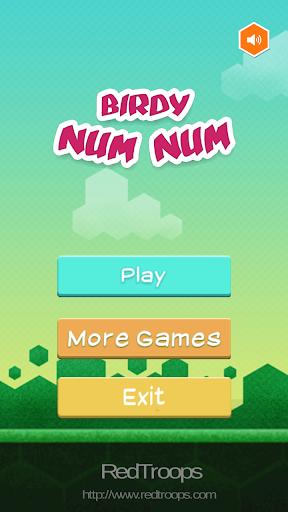 Flappy NumNum - bird adventure