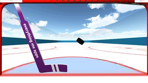 冰球守门员 3D