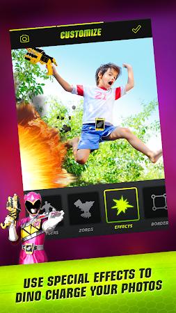 Power Rangers Dino Charge Scan 1.4.6 screenshot 446424