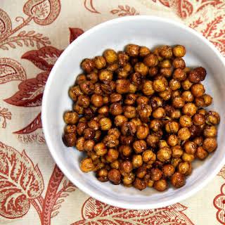 Honey-Roasted Cinnamon Chickpeas.