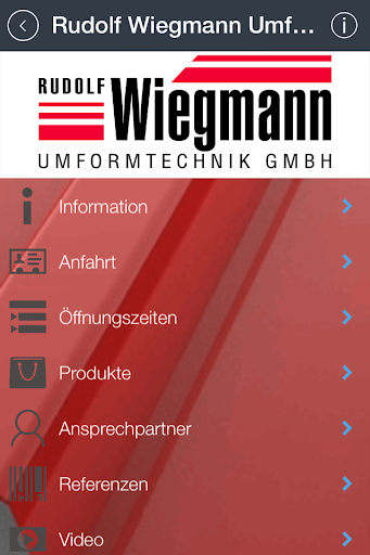 Rudolf Wiegmann Umformtechnik