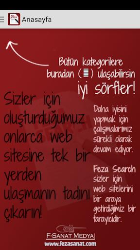 Feza Search