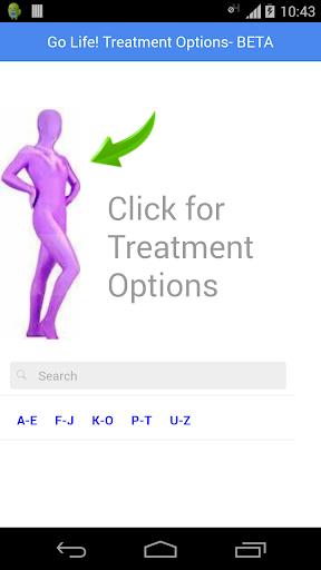 Go Life Treatment Options