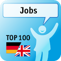 100 Jobs Keywords logo