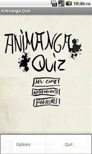 Animanga Quiz- screenshot thumbnail