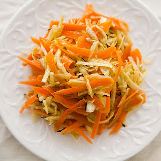 Winter Root Vegetable Slaw