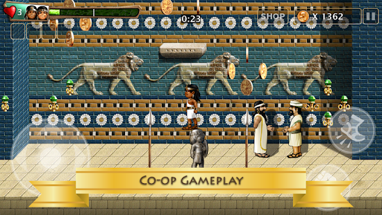 Babylonian Twins Platformer + - screenshot thumbnail