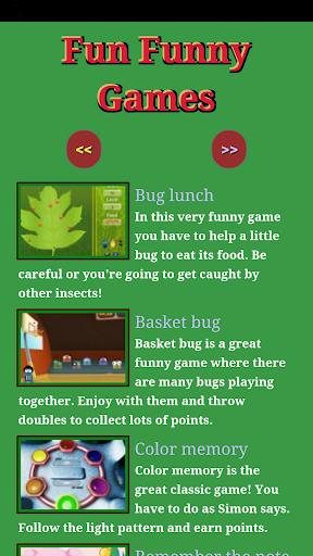 Fun Funny Games