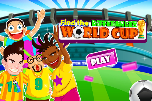 Find the difference world cup