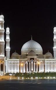 Mešita Živé Tapety - náhled