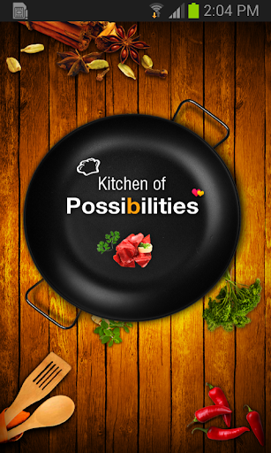 Kitchen Of Possibilities