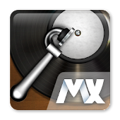 MXHome Theme Music player
