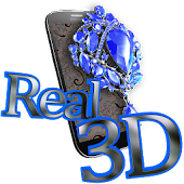 Jewel 3D Live Wallpaper