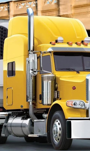 Wallpaper Peterbilt 386