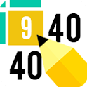 40 Sum - Addition Sudoku icon