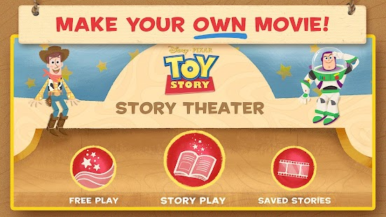 Toy Story: Story Theater - screenshot thumbnail