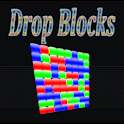 Drop Blocks Free logo