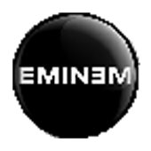 Eminem theme for Go Launcher