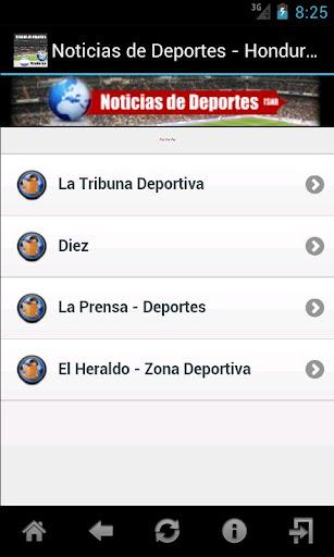 Noticias de Deportes Honduras