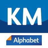 Alphabet Kilometer Registratie