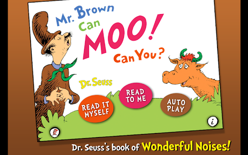 Mr. Brown Can Moo! Can You?- screenshot thumbnail