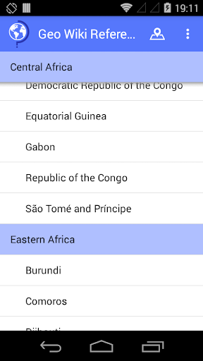Geo Wiki Countries Reference