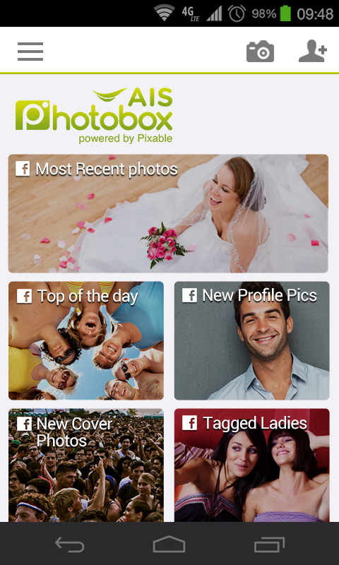 AIS Photobox by Pixable - screenshot