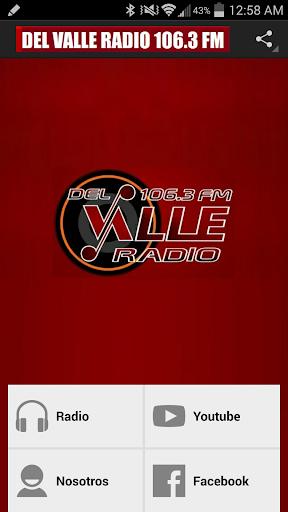 Del Valle Radio 106.3 FM