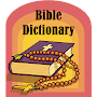 Bible Dictionary M.G. Easton APK icon