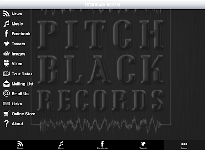 Pitch Black Records - screenshot thumbnail
