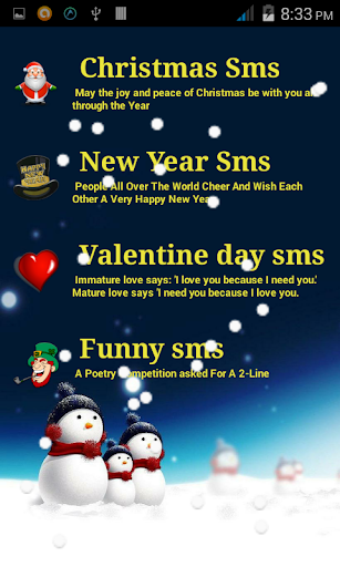 Valentine's Day SMS Collection