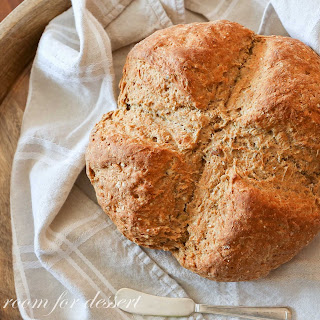 Brown Irish Soda Bread.