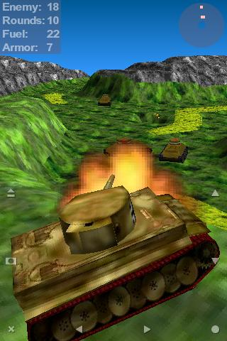 Tank Ace 1944 - screenshot