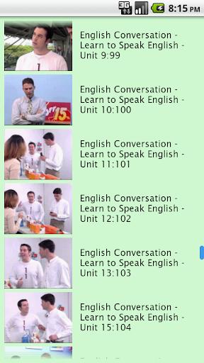 Private English Videos