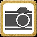 TouchCam【Simple Silent Cam】 icon